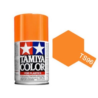 Orange Fluo Brillant Spray de 100ml-TAMIYA TS96