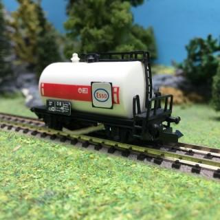 Wagon citerne ESSO nettoyeur-N 1/160-HERKAT 1403