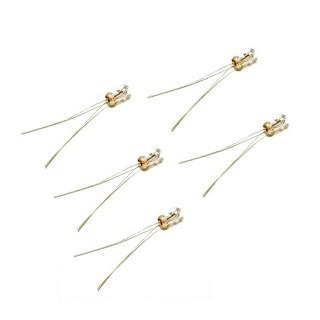 5 Ampoules Ø 2.4 mm-HO-1/87-ROCO 40321