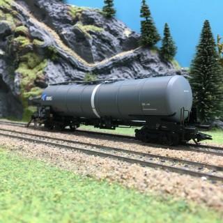 Wagon citerne Zans KVG mbh Ep V-HO 1/87-MARKLIN 47541