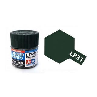 Vert Foncé 2 (IJN) satiné pot de 10ml-TAMIYA LP31