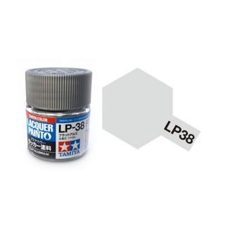 Aluminium mat pot de 10ml-TAMIYA LP38