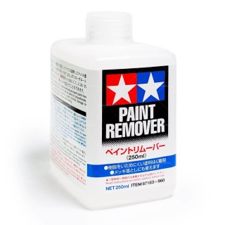 Paint Remover 250ml-TAMIYA 87183