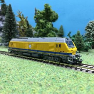 Locomotive 75008 TSO Ep VI-N 1/160-REE NW104