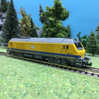 Locomotive 75019 TSO Ep VI-N 1/160-REE NW105