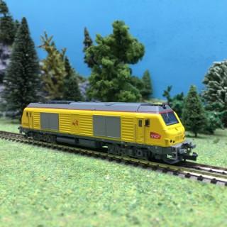 Locomotive BB 675032 INFRA SNCF Ep VI-N 1/160-REE NW106