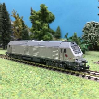 Locomotive BB 75043 VFLI Ep VI-N 1/160-REE NW111
