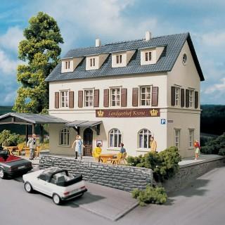 """Hotel """"La Couronne""""-HO 1/87-PIKO 61830"""
