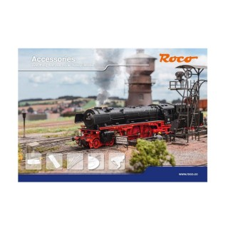 Catalogue d'accessoires Roco Anglais 68 pages-ROCO ACC