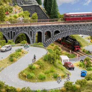 "Coffret ""Perfect-Set"" Route-HO-1/87-NOCH 60817"