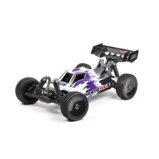 Buggy Pirate 8.6E, 4WD, RTR - 1/8 - T2M  T4792