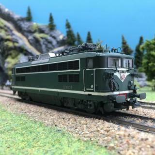 Locomotive BB17005 La Chapelle SNCF Ep IV-HO 1/87-R37 41041