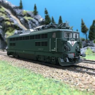 Locomotive BB25523 Dôle SNCF Ep IV-HO 1/87-R37 41045