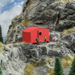 Bivouac de montagne-HO 1/87-NOCH 14238