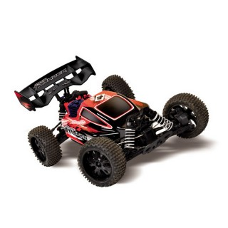 Buggy Pirate Thunder 4WD thermique, RTR - 1/10 - T2M T4930