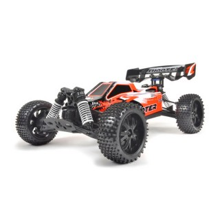 Buggy P-Shooter Orange Brushless 4WD électrique RTR - 1/10XL - T2M T4931BOR