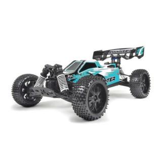 Buggy P-Shooter bleu 4WD électrique RTR - 1/10XL - T2M T4931BU