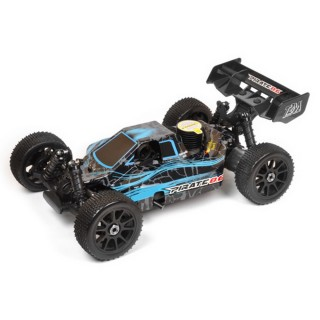 Buggy Pirate 8.6 Bleu 4WD Thermique, RTR - 1/8 - T2M T4794BU