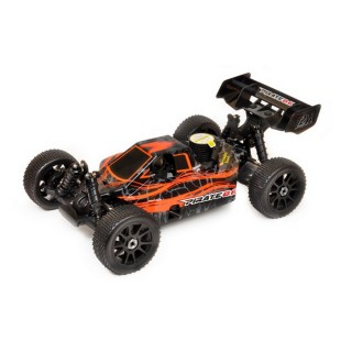 Buggy Pirate 8.6 Orange 4WD Thermique, RTR - 1/8 - T2M T4794OR