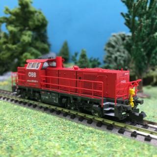 Locomotive G1000 Wortmarke ÖBB Ep VI-N 1/160-HOBBYTRAIN H3074