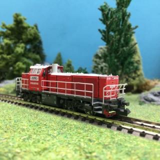 Locomotive G1000 HUPAC Ep VI-N 1/160-HOBBYTRAIN H3073