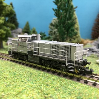 Locomotive G1000 Rhein Cargo Ep VI-N 1/160-HOBBYTRAIN H3070