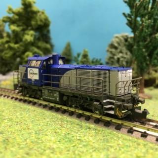 Locomotive G1000 1040 Europorte Ep VI-N 1/160-HOBBYTRAIN H3079-1