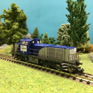 Locomotive G1000 1042 Europorte Ep VI-N 1/160-HOBBYTRAIN H3079-2