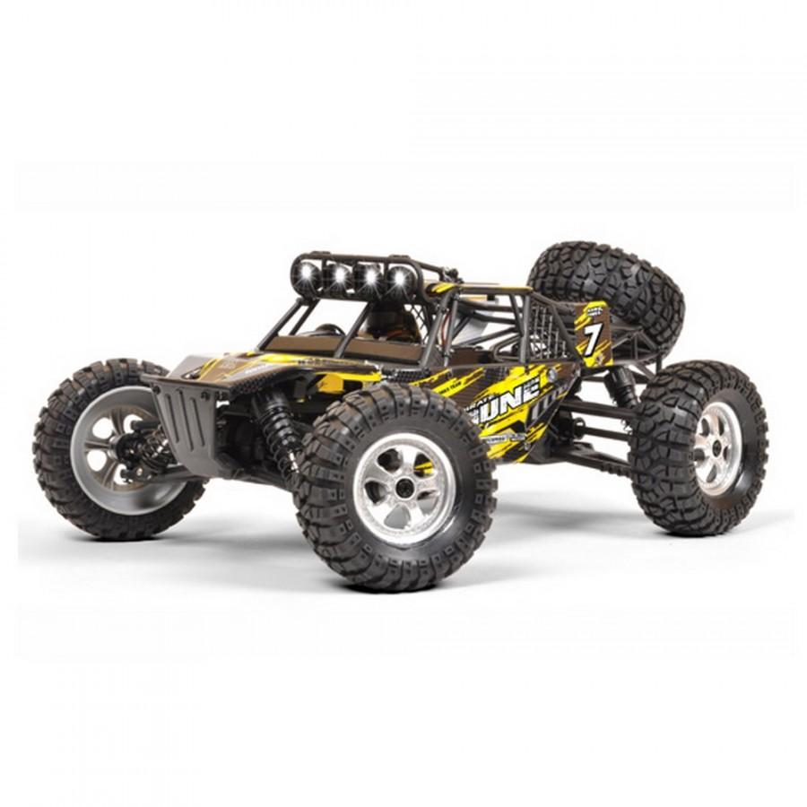 Buggy Pirate Dune, 4WD, électrique RTR - 1/12XL - T2M T4943