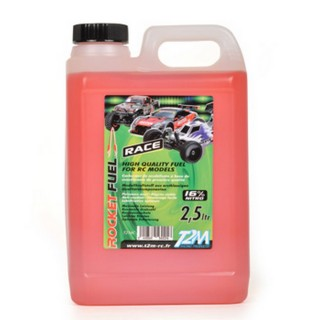 Rocket Fuel Race 16%, 2.5 litres, carburant voiture - T2M T216C