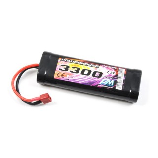 Batterie powerhouse 3300 mAh, 7.2V - T2M T1006330D