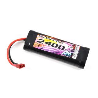 Batterie powerhouse 2400 mAh, 7.2V - T2M T1006240D