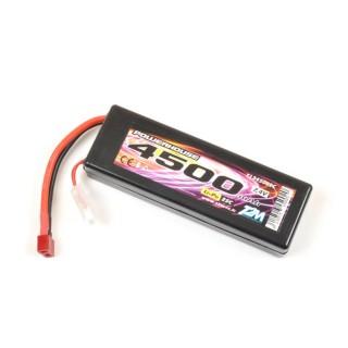 Batterie Li-Po 2S 25C powerhouse 4500 mAh, 7.4V - T2M T1345002C