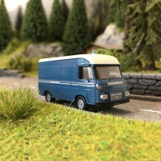 Camion Saviem SG2 GENDARMERIE-HO 1/87-BREKINA 14625
