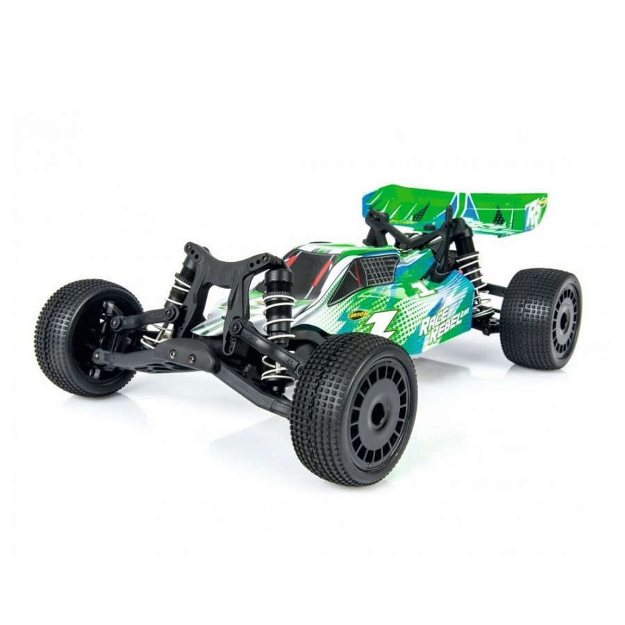 Buggy Race Rebel 1, 2WD, RTR - 1/10 - CARSON 500404157