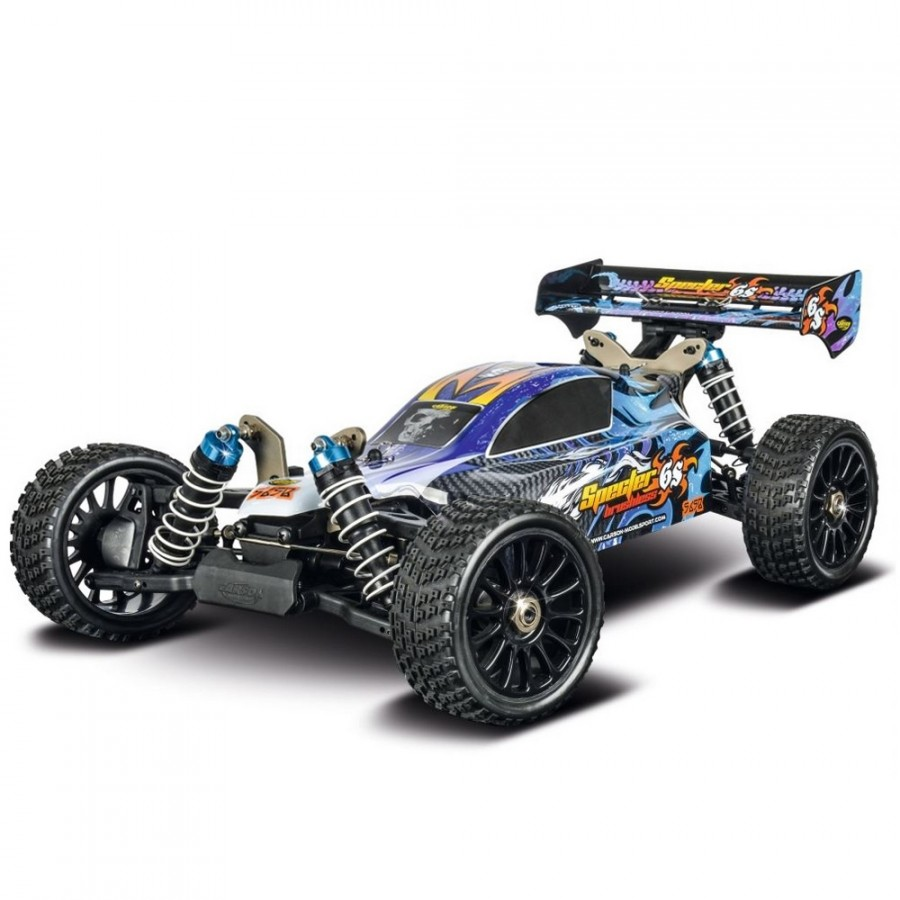 Buggy Specter brushless 6S 4WD RTR - 1/8 - CARSON 500409006