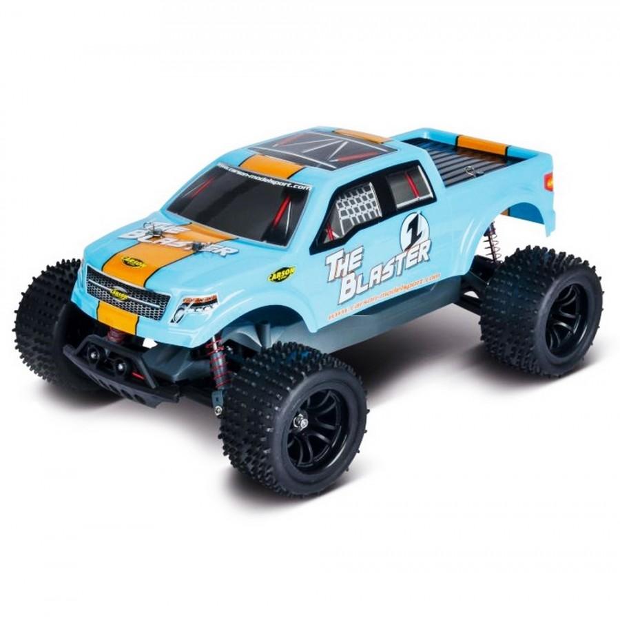 Truggy The Blaster FE 2WD RTR -1/10 - CARSON 500404144