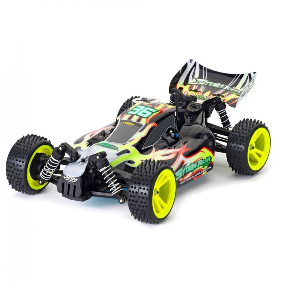 Buggy Stormracer Pro Thermique 4WD CV-10B RTR - 1/10 - CARSON 500103020