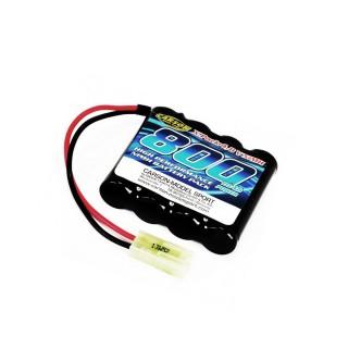 Accu Batterie Ni-MH 4,8 V / 800 mAh - CARSON 500608114