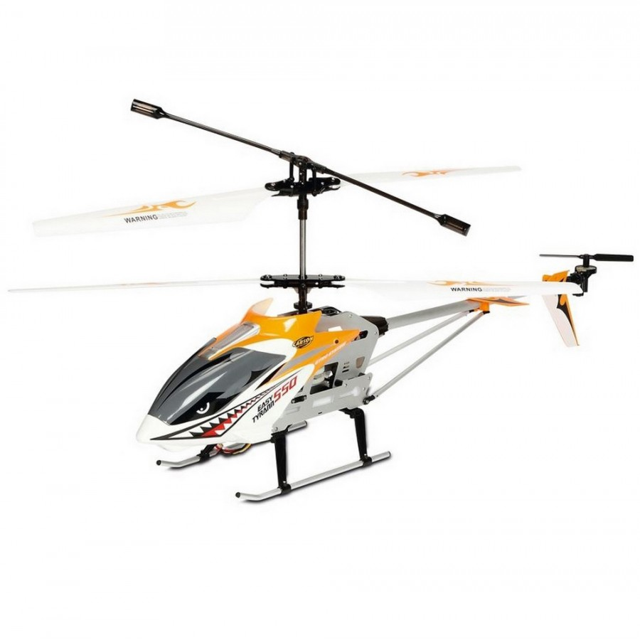 Hélicoptère Easy Tyrann 550 2.4GHz RTF - CARSON 500507049