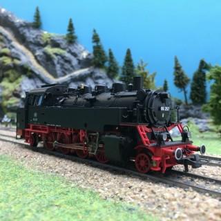 Locomotive Classe 86 257 DB Ep III-HO 1/87-ROCO 73022
