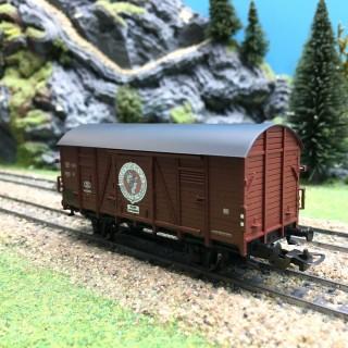 Wagon couvert G20 SNCB Ep III SNCF-HO 1/87- PIKO 95347