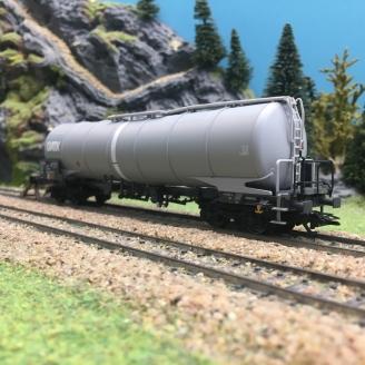 Wagon citerne Zans GATX Ep V-HO 1/87-TRIX 24217