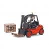 Chariot élévateur Linde H 40 D 2WD RTR - 1/14 - CARSON 500907093