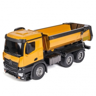 Camion Benne 4WD RTR - 1/16 - CARSON 500907333