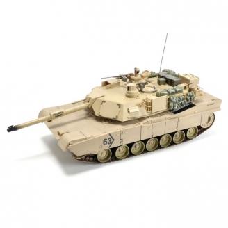 Char - Tank M1 A2 Abrams RTR - 1/16 - CARSON 500907188