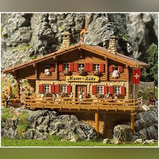 Refuge de haute montagne-HO 1/87-FALLER 130329