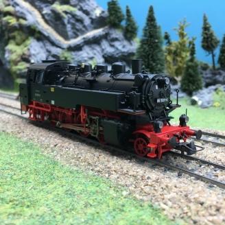 Locomotive BR 86 1591-6 DR Ep IV-HO 1/87-ROCO 73020