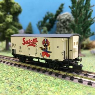 Wagon frigo Sarotti SBB Ep III-N 1/160-ARNOLD HN6452