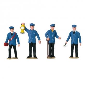 Equipe de 4 Cheminots-G 1/22.5-LGB 53001